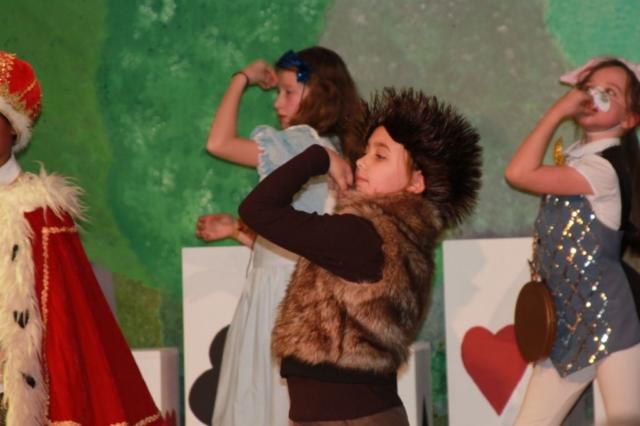 Footlights Theatre Workshop Alice in Wonderland