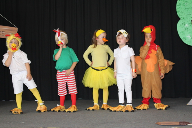 Footlights Theatre Workshop Chicken Licken