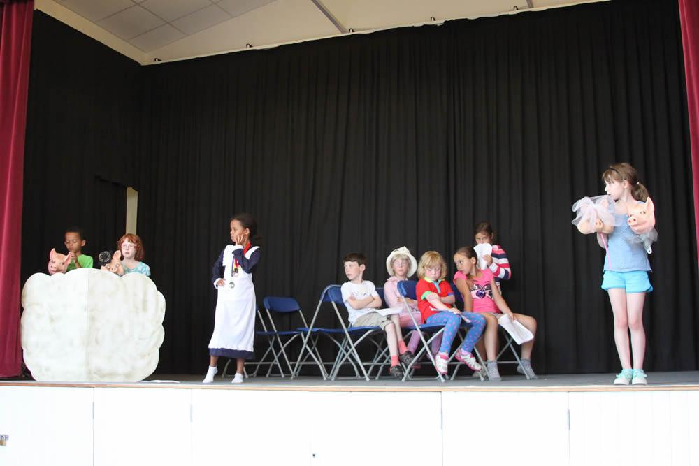 Footlights Theatre Workshop summer school