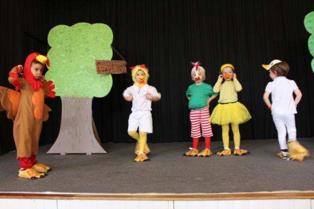 Footlights Theatre Workshop Chicken Licken
