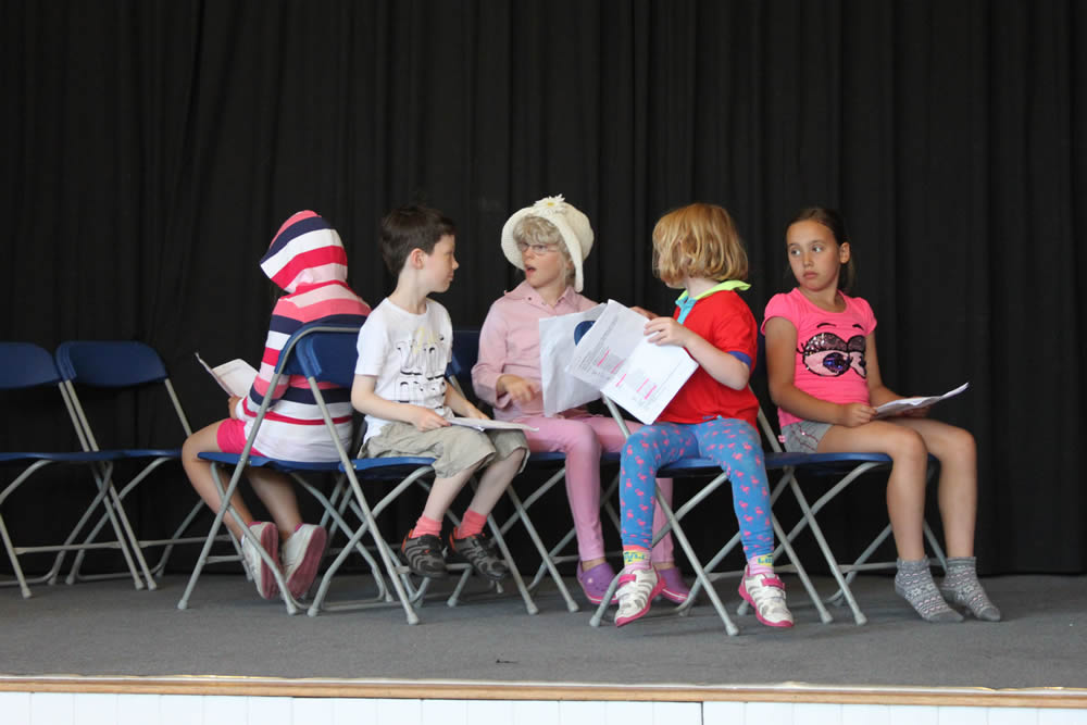 Footlights Theatre Workshop summer school